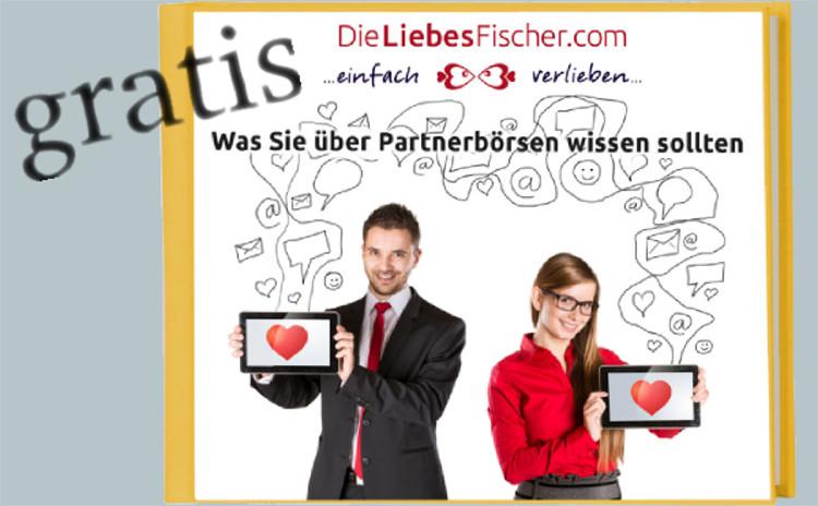 DieLiebesFischer - Was Sie über Online-Partnerbörsen wissen sollten